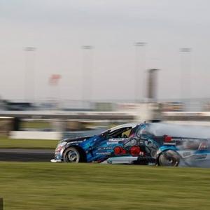 @joshrobinson530 | @nexentireusa Pro 2 Drivers are ready to put on a show at @autozone RD7: SHOWDOWN presented by @OfficialRainX in Fort Worth, TX on Sept. 14-15. Tickets: (link in bio) #FormulaDRIFT #FormulaD #FDXV #FDTX