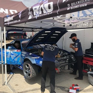 @raddandrift here, the team and I are getting the @rad_industries Supra ready for practice later this afternoon. Let me know what you guys want to see BTS at #FDTX. Lets make this round epic. #formuladrift #supra #driftsupra #teamrad34 #nferaclub #nexentireusa #torco #torcousa