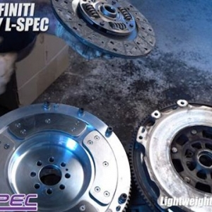 Butt Dyno Increase ? - Lightweight Flywheel Benefits over Stock - NISSAN/INFINITI TECH TIPS BY L-SPEC @lspecauto / Video by @driftingcom