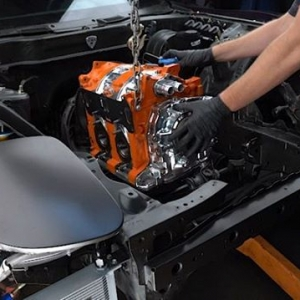 FD3S RX7 Engine Install (Part 2) - Rotary Tech Tips by Kyle Mohan @kylemohanracing / Video by @DRIFTINGCOM