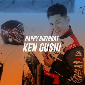 Find someone who can drift and look at you in the eyes like @kengushi! Happy Birthday, Ken! #FormulaDRIFT #FormulaD #FDXV #FDIRW