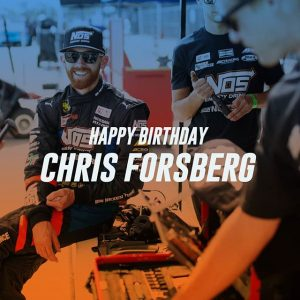 For he's a jolly good Forsberg! Happy Birthday, @chrisforsberg64! #FormulaDRIFT #FormulaD #FDXV #FDIRW