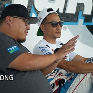 One of the most important parts of drifting is the team. Meet @daiyoshihara's Team in the latest episode of Slide or Dai - Season 2 - Ep. 6 (Full Episode on our FB Page) See the team in action at @autozone RD7: SHOWDOWN presented by @officialrainx in Fort Worth, TX on Sept. 14-15. Tickets: Link in Bio #FormulaDRIFT #FormulaD #FDXV #FDTX