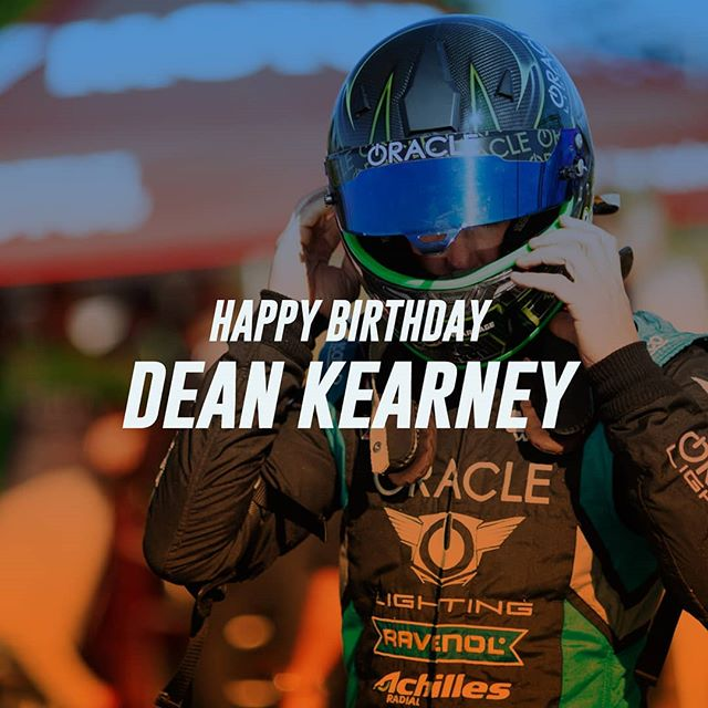 Wish @deankarnage of @achillestire a Happy Birthday today! Celebrate with him this weekend at @autozone  RD7: SHOWDOWN presented by @officialrainx  in Fort Worth, TX on Sept. 14-15. Tickets: (link in bio)