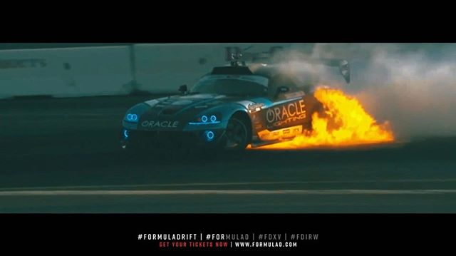 15 Years of Formula Drift | House of Drift | Here We Go! O'Reilly Auto Parts RD8: TITLE FIGHT presented by Rain-X at Irwindale, CA on Oct 12-13! Tickets: bit.ly/FDIRW2018
