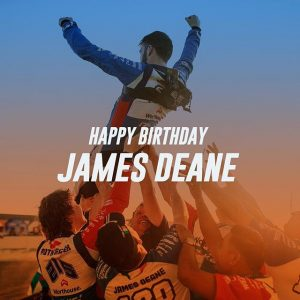 2x Champion. 27 years. Happy Birthday @jamesdeane130 ! #FormulaDRIFT #FormulaD #FDXV