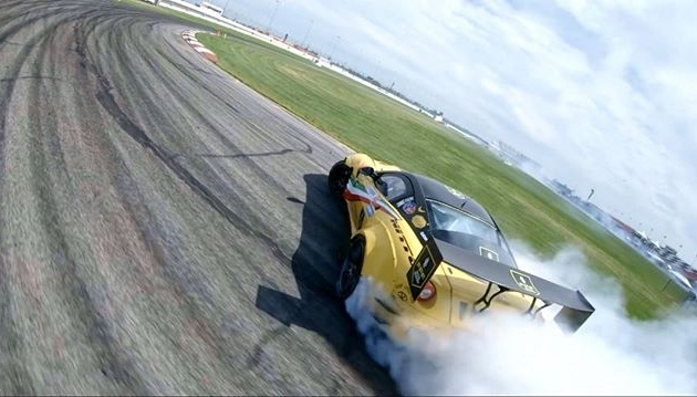 @GoPro. Go #HyperSmooth as @johnny_fpv pilots around our FD vehicles for a game changing drift experience. Catch the full video on our Facebook Page. #FormulaDRIFT #FormulaD #FDXV #FDSTL #GoProHERO7