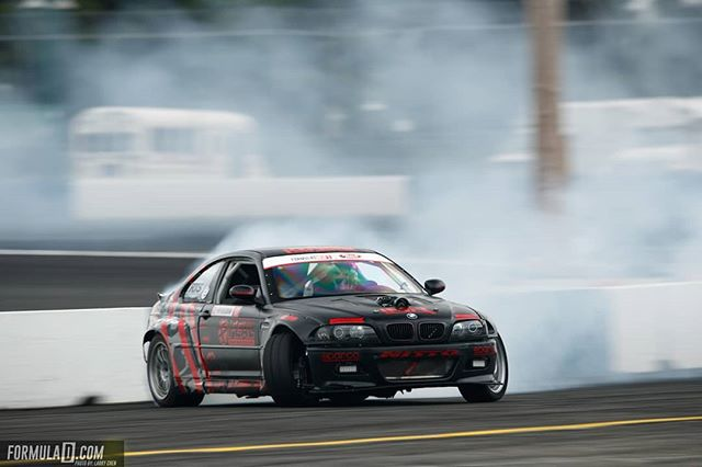 KABOOM! Guess who stepped in the room! @alexheilbrunn | @nittotire  Can't contain our excitement for @oreillyauto RD8: TITLE FIGHT presented by @OfficialRainX at Irwindale, CA on Oct 12-13! Tickets: (link in bio)