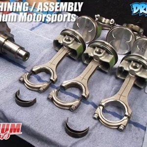 Subtract Crankshaft Diameter from Bearing Bore Diameter to get Oil Clearance - 350Z Engine Rebuild - Engine Machining / Assembly by @millennium_motorsports Video by @Driftingcom Project by @nikomarkovich