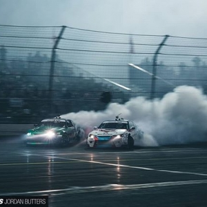 The Longest Day: How @jamesdeane130 | @falkentire won the 2018 Championship. Lots of waiting, nail biting, and anticipation. Read the full article by @thespeedhunters | @jordanbutters on our Facebook Page. #FormulaDRIFT #FormulaD #FDXV #FDIRW