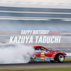 Happy Birthday to @kazuya_taguchi of @achillestire! #FormulaDRIFT #FormulaD #FDXV