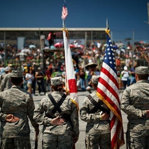Honoring all who served  Thank you veterans! #FormulaDRIFT #FormulaD #FDXV