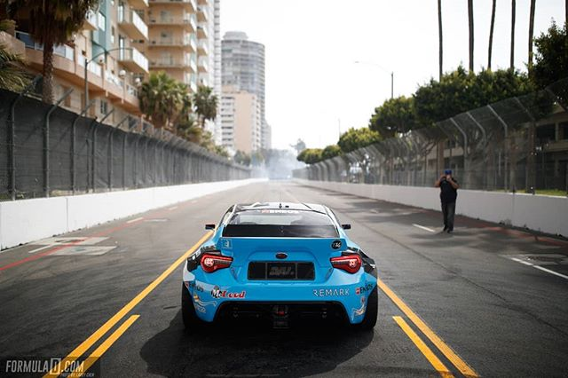 It starts in the streets. What's your favorite round / trackof the Formula Drift season?  @daiyoshihara | @falkentire