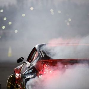 Light Show | Smoke Show @jeffjonesracing| @falkentire at this year's SEMA Ignited! See Full FD SEMA Coverage: http://bit.ly/FDSEMA-2018 #FormulaDRIFT #FormulaD #FDXV #SEMA