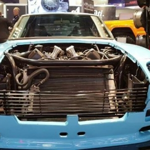 M5 V10 swapped into a 240Z #sema