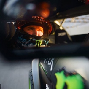 Object in mirror is @vaughngittinjr | @nittotire COMMENT what he's probably thinking about. Watch Highlights from our 2018 Season: YouTube.com/FormulaDrift #FormulaDRIFT #FormulaD #FDXV #FDIRW