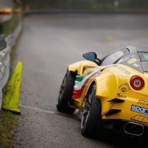 T.G.I.F. - Thank Goodness It's a Ferrari @federicosceriffo17 | @nittotire #FormulaDRIFT #FormulaD #FDXV #FDNJ