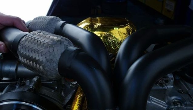 @staycrushing golden oil pan ... guess the horsepower gains?