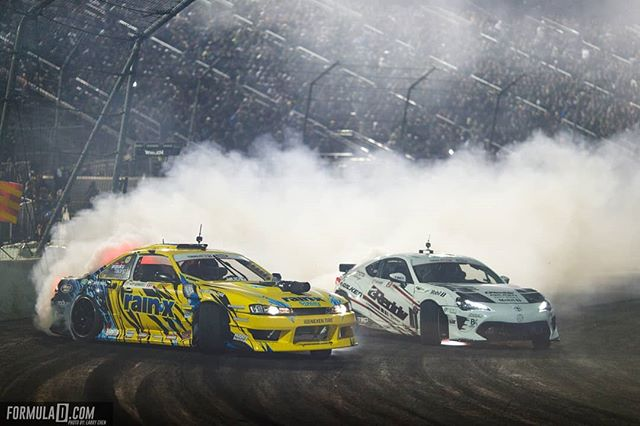 Counting down the hours until 2019!  How are you ringing in the New Year?  @alechohnadell | @nexentireusa vs. @kengushi | @falkentire