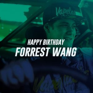 Happy Birthday, Forrest! @forrestwang808 | @achillestire #FormulaDRIFT #FormulaD