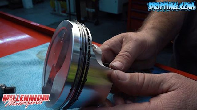 Piston Ring Orientation – Engine Machining / Assembly by