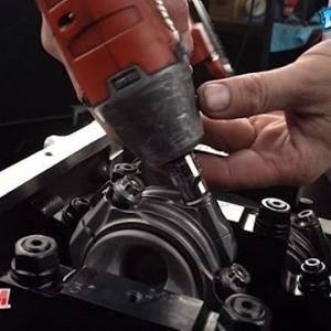 Tall Deck vs Short Deck Block -Engine Machining / Assembly by@millennium_motorsports Filming by @driftingcom Block by @dartmachinery #millennium_motorsports_driftingcom