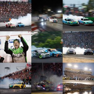 Thank You FD Fans for 15 Years! Here's to 2018! What was your favorite moment from this season? #FormulaDRIFT #FormulaD #FDXV