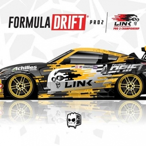 @modifiedperformance unveils his new livery for the Link ECU PRO2 Formula Drift 2019 Championships. #FormulaDRIFT #FormulaD