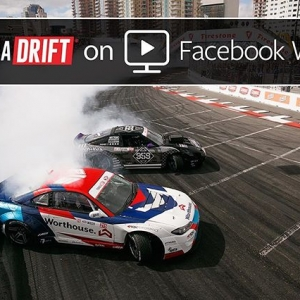 Formula Drift is excited to announce partnership with @facebook & is excited to deliver live and on-demand content produced by FD Studios on Facebook Watch. Live and on-demand shows will kick-off from April 1, 2019! Full Article at formulad.com #FormulaDRIFT #FormulaD