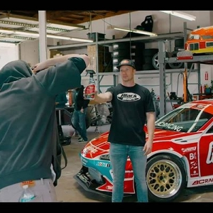 Go behind the scenes with @ryantuerck | @nittotire in the latest episode of BLACKOUT! Watch the full episode on our Facebook page FD 2019 | @BlackMagicShine #FormulaD #FormulaDRIFT