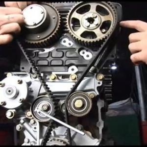 RB25DET Engine Rebuild - 2008 Project by Ali@largela@katethejeep Video by@driftingcom #RB25DET #RB25 #RB26 #RB26DETT #SR20DET #S13 #S14 #240SX #DRIFTING #DRIFT #DRIFTINGCOM
