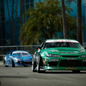 Taking it back a year, what was your favorite memory from #FDLB? @forrestwang808 | @achillestire FD 2019 | @BlackMagicShine New memories coming to @oreillyautoparts RD1: The Streets of Long Beach presented by @permatexusa on Apr 5-6th. Tickets on Sale Now: (link in bio) #FormulaD #FormulaDRIFT