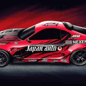 The supra with looks to kill! What do you think about Pro 2 driver, @olajaeger | @nexentireusa, new livery for Chucky? FD 2019 | @link_ecu #FormulaD #FormulaDRIFT