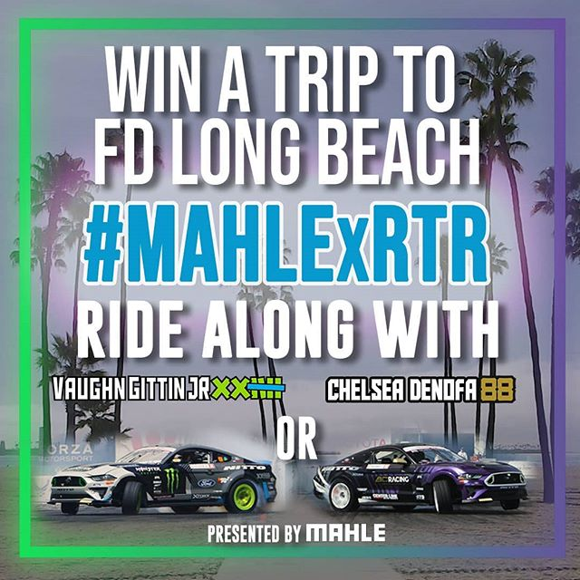 Who will you ride with? REPOST for @vaughngittinjr or @chelseadenofa | @nittotire  FD 2019 | @BlackMagicShine @oreillyautoparts RD1: The Streets of Long Beach presented by @permatexusa on Apr 5-6th. Tickets on Sale Now: (link in bio)