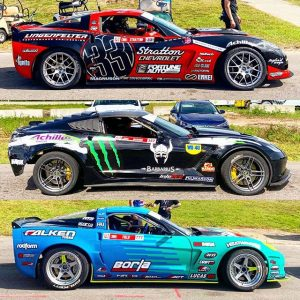 2019 @formulad liveries: Corvette edition. #fdliveries #formulad #formuladrift #drifting