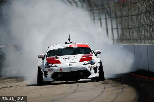 @kengushi | @achillestire used SmokeScreeen! It's super effective!  Prepare for battle at @autozone RD2: Scorched presented by @blackmagicshine in Orlando, FL. Apr 26-27. Tickets: (link in bio)
