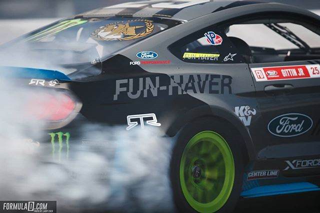 All we want to do is have some fun! @vaughngittinjr   @nittotire  Ready to rock at @autozone RD2: Scorched presented by @blackmagicshine in Orlando, FL. Apr 26-27. Tickets: (link in bio)