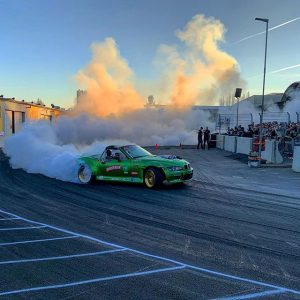 Another drift weekend wrapped up! Thanks to the fine folks at @swedishdriftchampionship and @mantorppark for inviting me to the Bilsport show in Jönköping, Sweden. The Bilsport show is a Scandinavian SEMA that didn't disappoint! #drifting #bilsport #swedishdrift