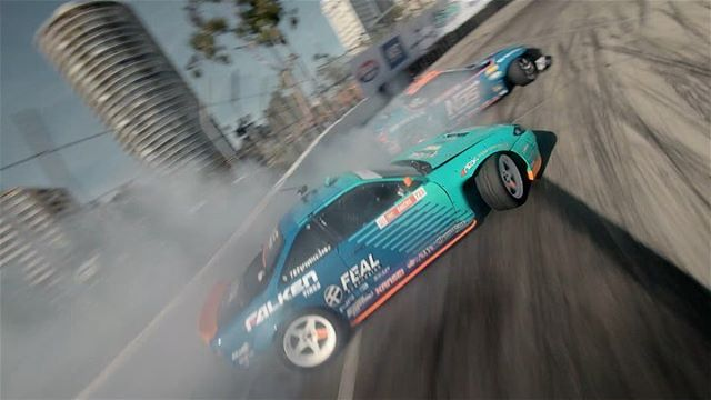 Exciting From Every Angle at FD 2019   @blackmagicshine  Check out our drone highlights from @oreillyautoparts RD1: Streets of Long Beach presented by @permatexusa .  What was your favorite moment from #FDLB?