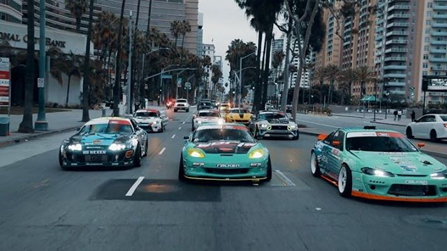 FD 2019   @blackmagicshine Season Sixteen in the books.  We brought back the FD Parade & took over The Streets of Long Beach then to another epic @oreillyautoparts RD1 presented by @permatexusa  FULL Video: Link in Bio