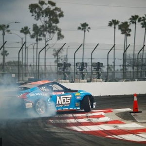 Game of Cones @chrisforsberg64 | @nexentireusa Drifting is coming to @autozone RD2: Scorched presented by @blackmagicshine in Orlando, FL. Apr 26-27. Tickets: (link in bio) #FormulaD #FormulaDRIFT #FDLB