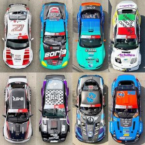 Part 2 of the class of 2019. #fdliveries #formuladrift #formulad #drifting