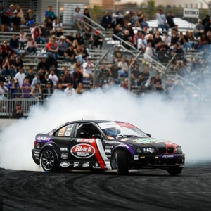 We could get Hughes to this  #FDLB @dylanhughes129 | @achillestire Next up, @autozone RD2: Scorched presented by @blackmagicshine in Orlando, FL. Apr 26-27. Tickets: (link in bio) #FormulaD #FormulaDRIFT #FDORL