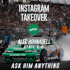 We took over The Streets of Long Beach. Now, @alechohnadell is taking over our Instagram this weekend. Watch for his stories & ask him anything! FD 2019 | @blackmagicshine @oreillyautoparts RD1: Streets of Long Beach presented by @permatexusa Qualifying Streams today - Link in Bio [ 1PM PST | 4PM EST ] #FormulaDRIFT #FormulaD #FDLB