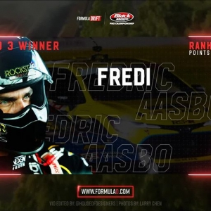 "@FredricAasbo ""The Norwegian Hammer"" takes RD3 with @nexentireusa 