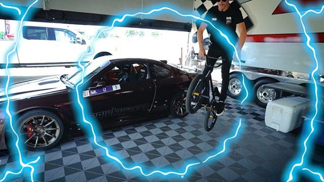 @wheelwell Vehicle Spotlight: @adam_lz We've partnered with the virtual garage platform to give the fans a place to dive deeper into the vehicles of Formula Drift.  Build your own garage & see how your ride stacks up to the competition!  Visit www.wheelwell.com/formulad (link in bio)