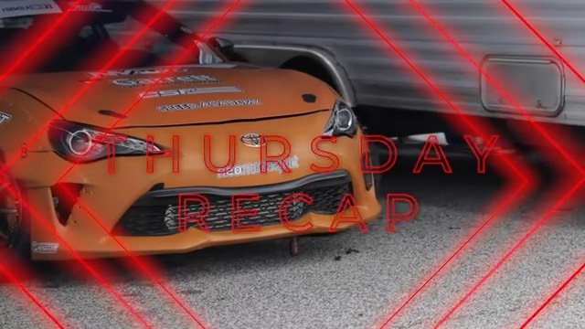 - Thursday Recap Sights & Sounds from Day 1 including Pro Practice & Pro 2 Qualifying. Full Video: Link in Bio)  Visit our Facebook Page for Live Stream today!  FD2019 | @blackmagicshine | @link_ecu