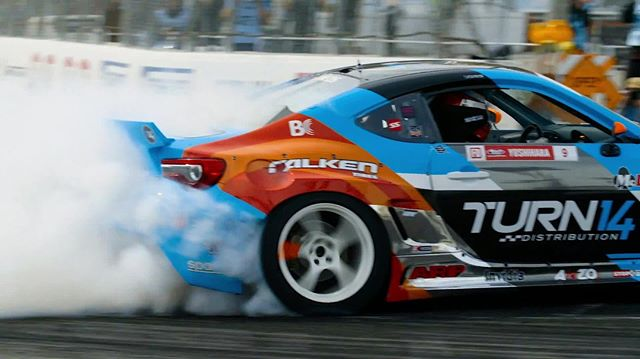Get down to the details with @DaiYoshihara and his @ENEOSUSA / @FalkenTire drift BRZ  FD 2019 | See it in action at @AdvanceAutoParts RD4: The Gauntlet by @BlackMagicShine in Wall, NJ. June 7-8. Tickets: (link in bio)