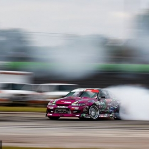 Good vibes, gnarly slides @ForrestWang808   @AchillesTire FD 2019   @blackmagicshine We'll see you at @oreillyautoparts RD3: Road to the Championship by @permatexusa in Braselton, GA. May 10-11. Tickets: (link in bio) #FormulaD #FormulaDRIFT #FDATL