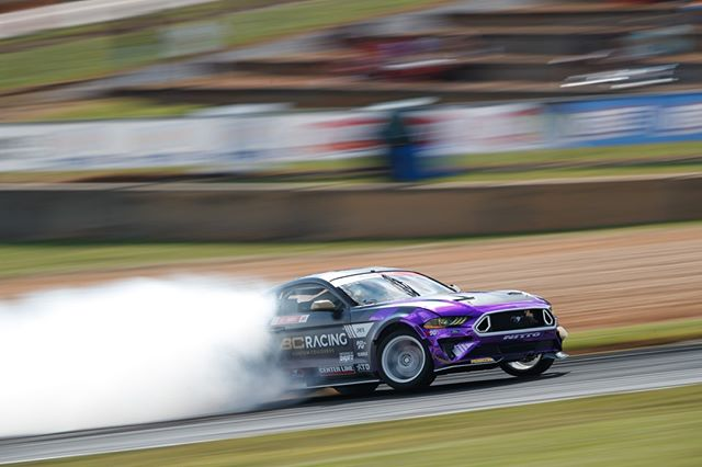 Ready for blast off! How much horsepower is @ChelseaDeNofa | @NittoTire running?  FD 2019 | Full speed ahead to @advanceautoparts RD4: The Gauntlet by @blackmagicshine in Wall, NJ. June 7-8. Tickets: (link in bio)